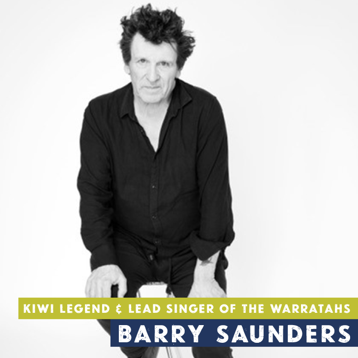 Barry Saunders